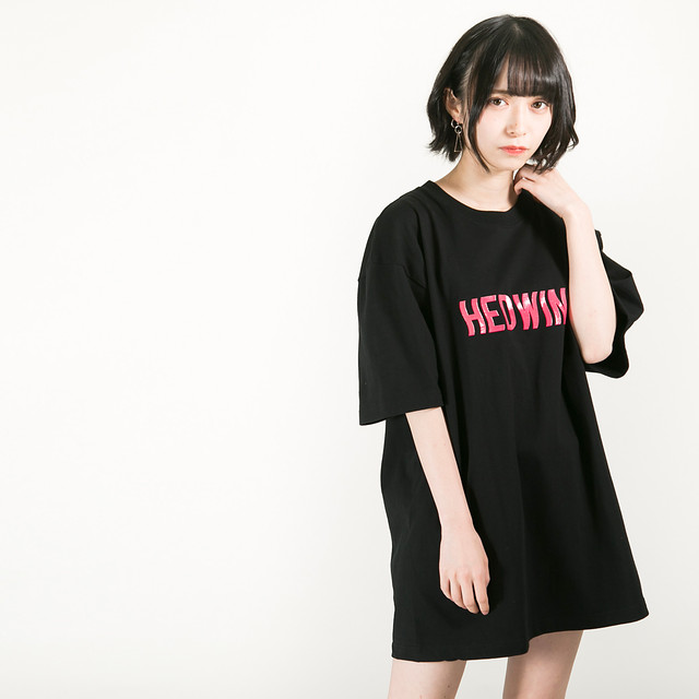 Slimy Logo T-shirt Black