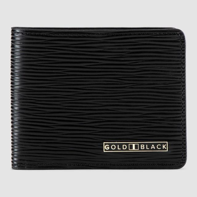 ゴールドブラック(GOLDBLACK) GM WALLET UNICO BLACK