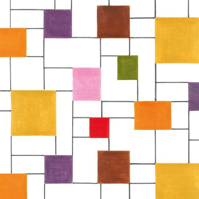 2021春夏【Paperproducts Design】バラ売り2枚 ランチサイズ ペーパーナプキン Copenhagen ホワイト