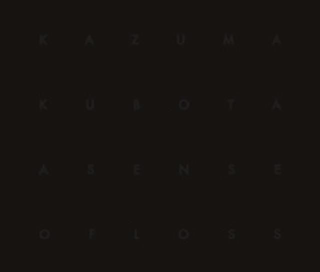 Kazuma Kubota -A Sense Of Loss (CD)
