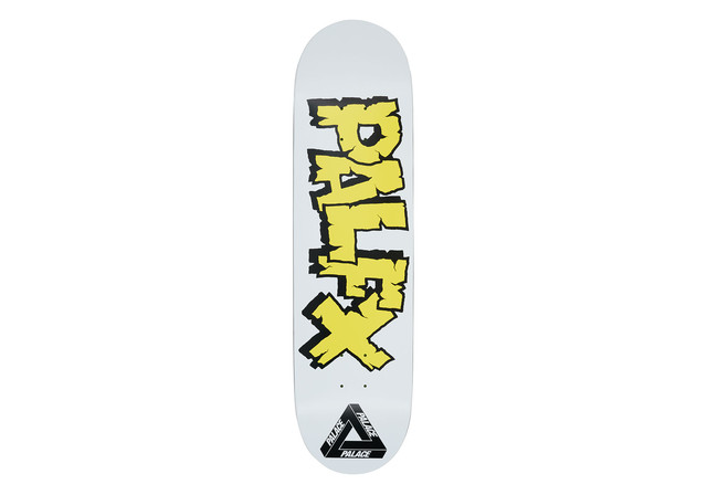PALACE NEIN FX WHITE 8.375