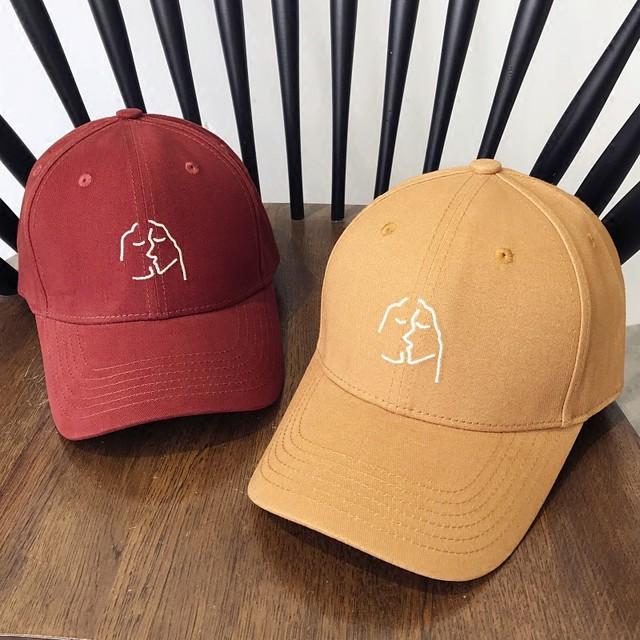 【hat】ファッション合わせやすい刺繍人気日焼け止めキャップ野球防止