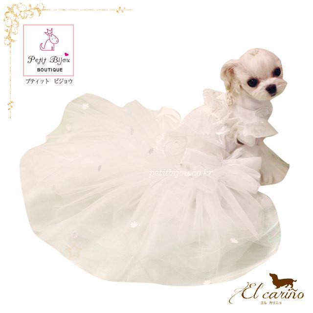Petit Bijou (プティ ビジュ―)【正規輸入店】高級で上品で豪華★ウエディングドレス ベール インナーシャツセッ SMサイズ