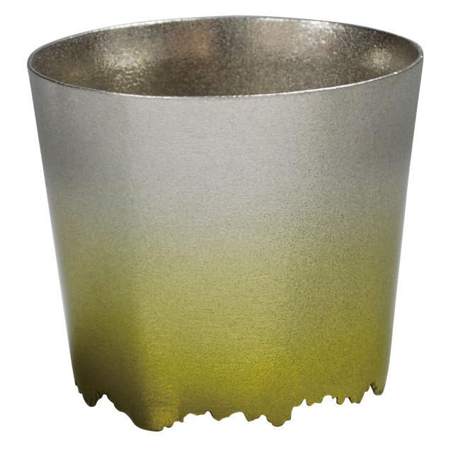 《シキカラーズ_ロックカップ》SHIKICOLORS Yellow green Rock Cup