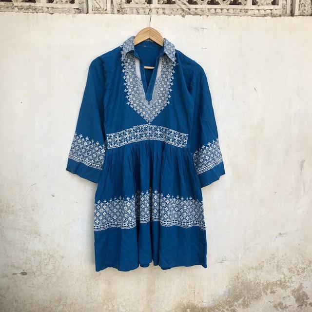 Vintage アフガニスタン ハザラ族のドレス