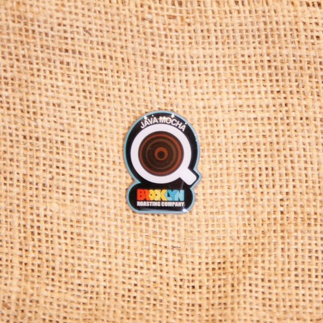 PHOTO DOME Pins(JAVA MOCHA)