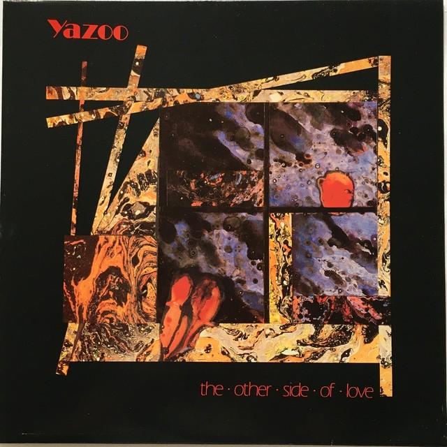 【12inch・英盤】Yazoo  /  The Other Side Of Love