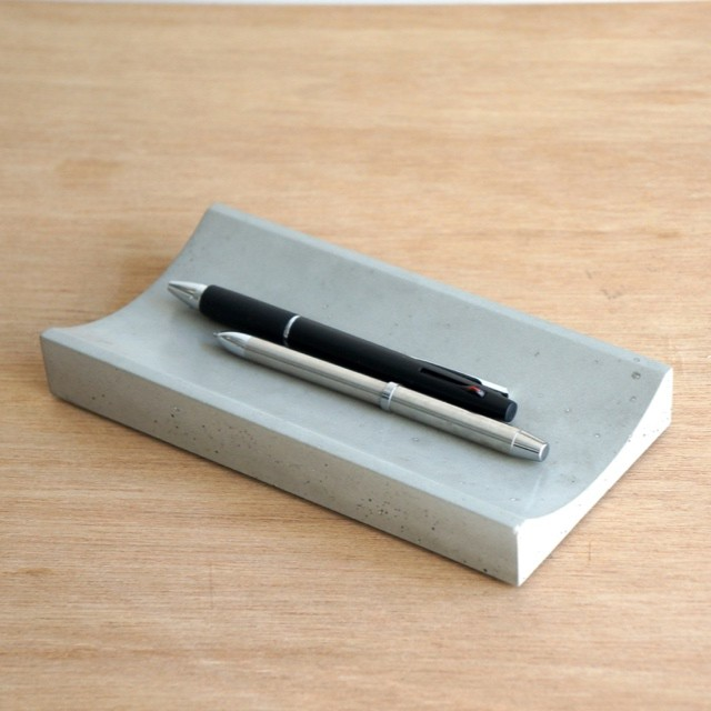 セメントペン置き / 小物トレイ