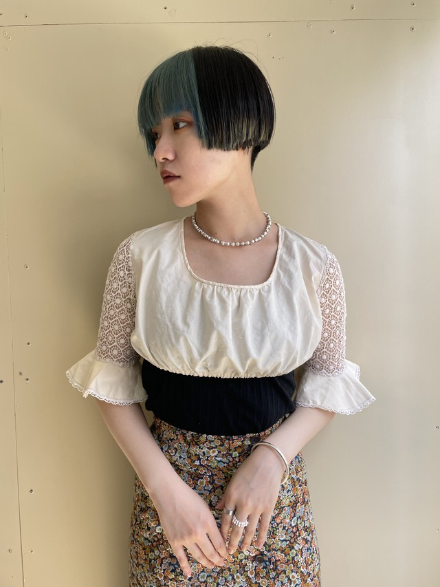Tyrol blouse / 7SSTP20-10