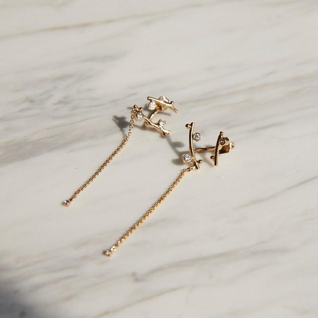nim-29 Pierced earring