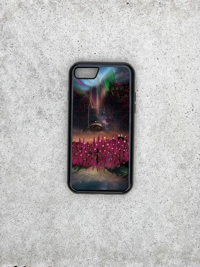『uroboros』 ハイブリットiPhoneケース  「完全オーダー商品」