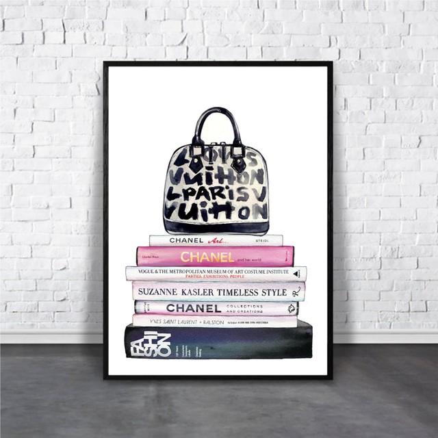 Books & Bag / 【アートポスター専門店 Aroma of Paris】[AP-000261]