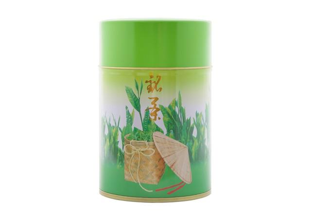 缶入り茶葉『山里』150g缶