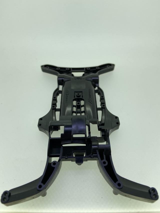 ABS製 ARシャーシ 黒