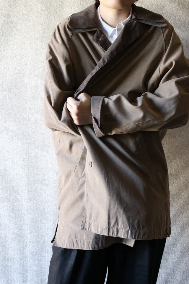 Vintage double collar jacket