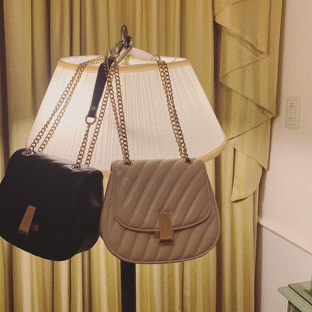 12/25 NEW gold chain mini bag