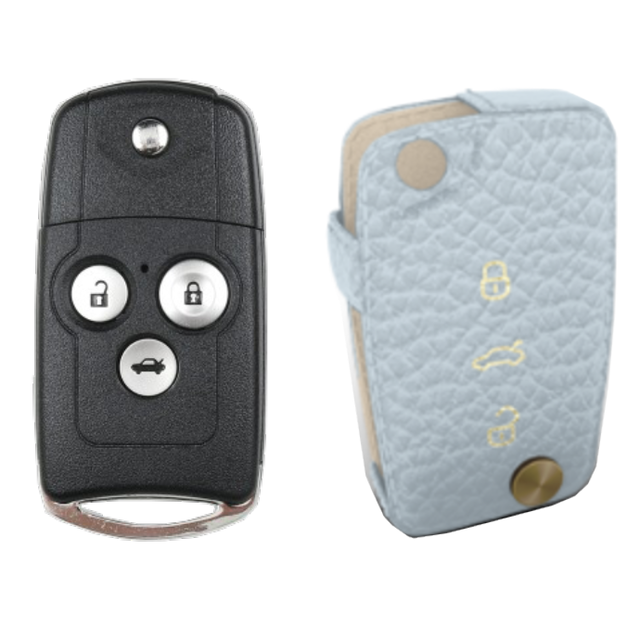 Honda 専用 TypeB Car Key Case Shrink Leather Case