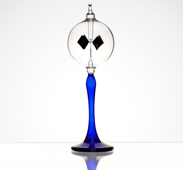 ラジオメーター (M)(3色)ブルー、グリーン、オレンジ