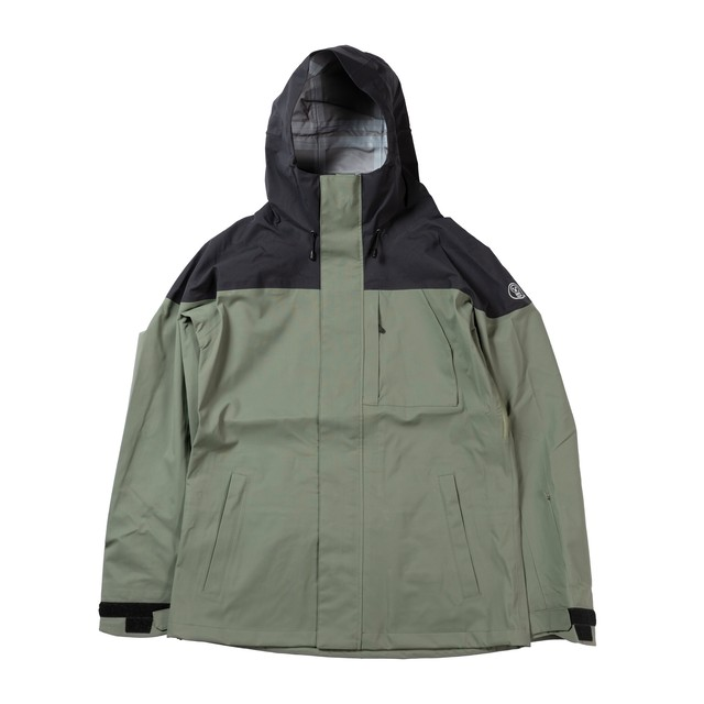 UNFUDGE SNOW WEAR 2018 / CLOUD JACKET / ARMY / XL