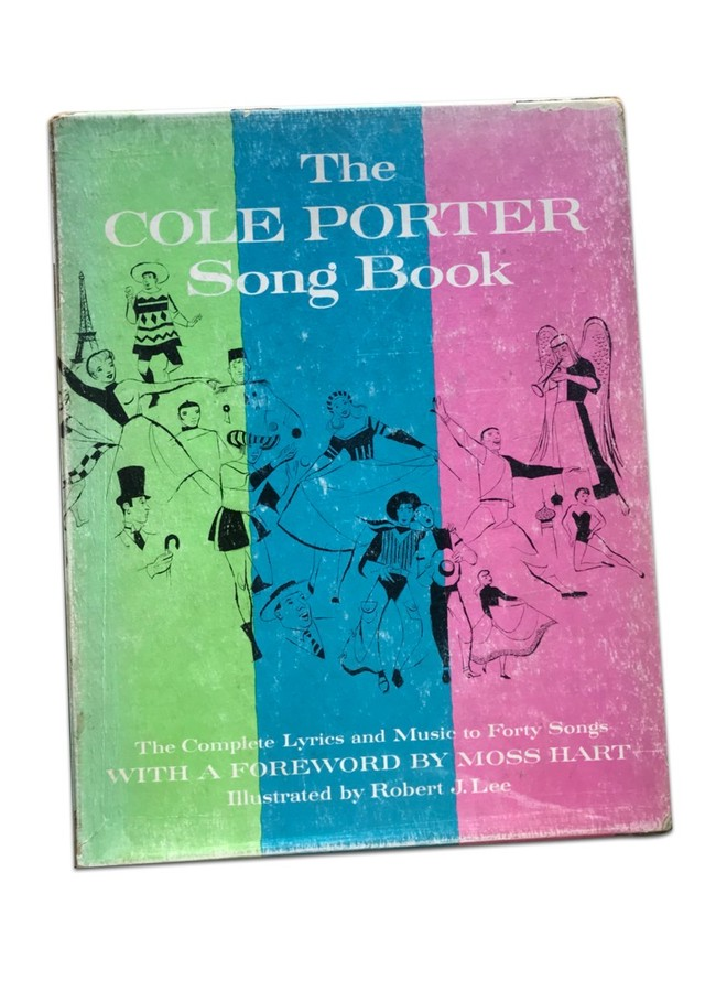 The COLE PORTER Song Book