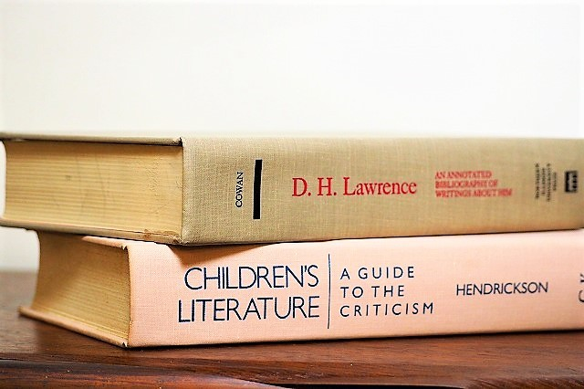 D.H Lawrence -2set- /display book