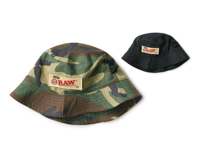 RAW × INTERBREED|Rollers Bucket Hat