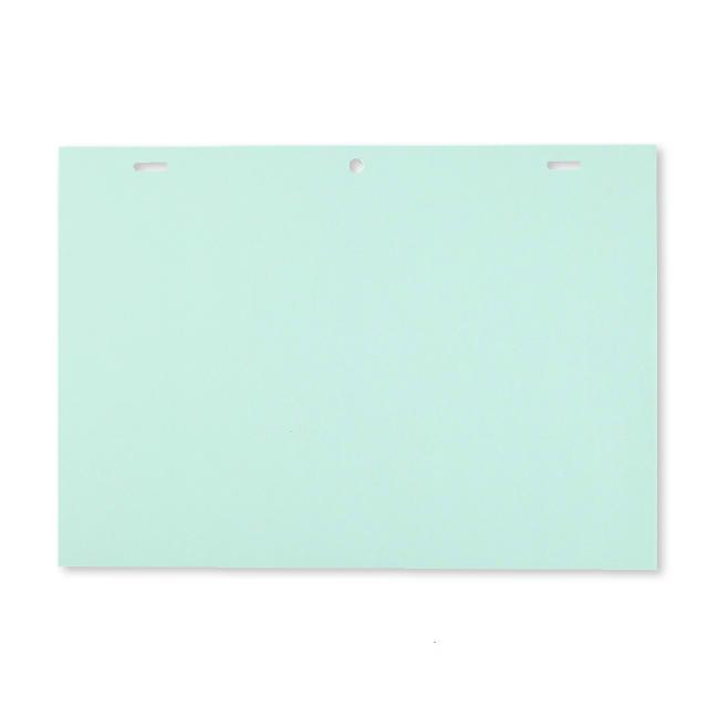修正用紙(100枚)ブルー(アサギ)Correction paper Asagi color
