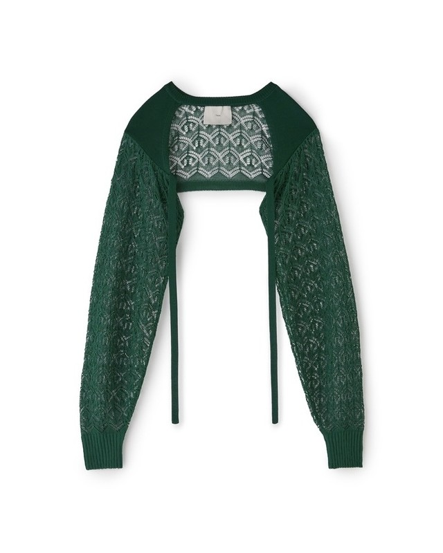 ANCHOR POINTALE L/S SLEEVE [GREEN]