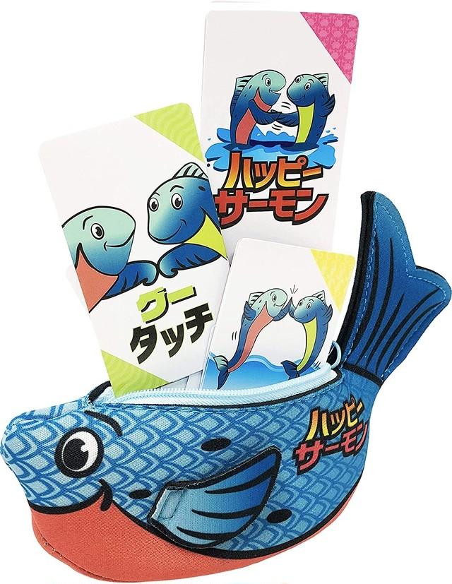 ハッピーサーモン 日本語版