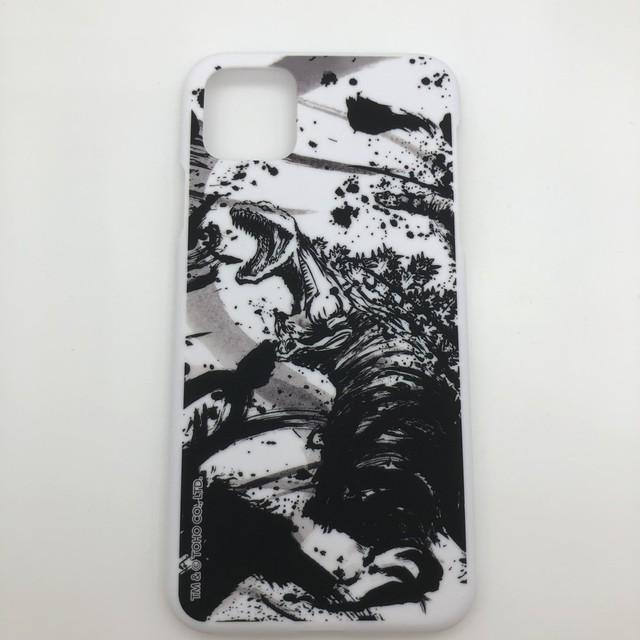 【ニジゲンノモリ限定商品】スマホケース シン・ゴジラ2 NIGOD iPhone11 サイズ