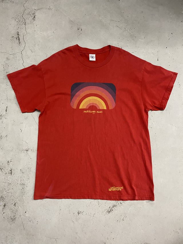 VINTAGE /  The Chemical Brothers T-SHIRTS