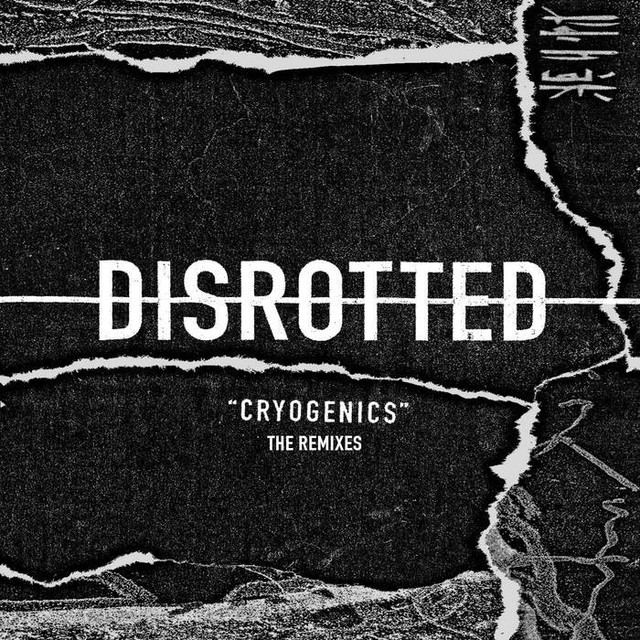 "Disrotted ‎– ""Cryogenics"" The Remixes(CD)"