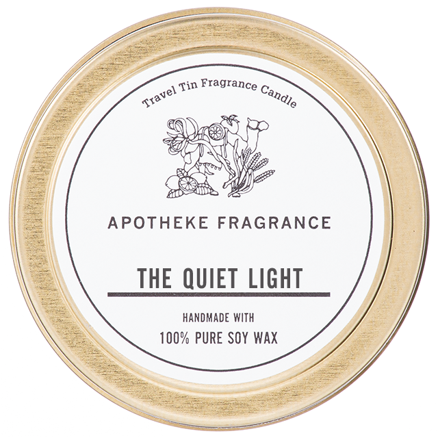 TRAVEL TIN CANDLE / The Quiet Light
