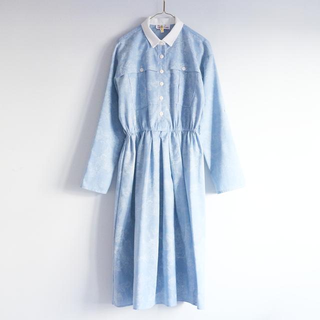 white design & blue_OP