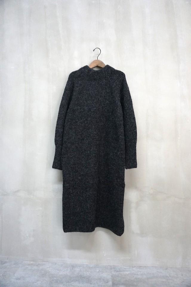 Alpaca Wool Knitted One Piece