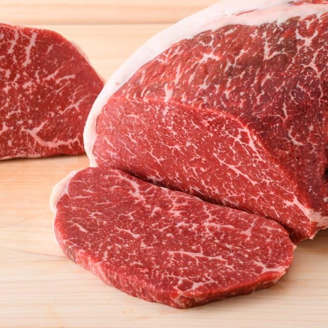 【伝統の枯らし熟成品】若狭ナカノ牛 ウチモモ 塊肉 300g