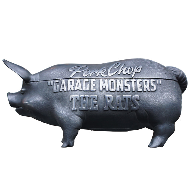 GARAGE MONSTERS STORAGE