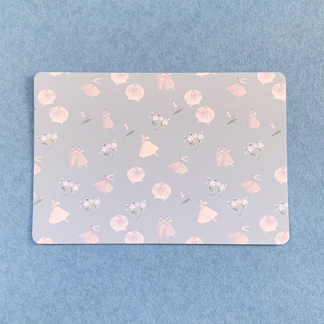 ジゼル〜白のバレエ〜のポストカード