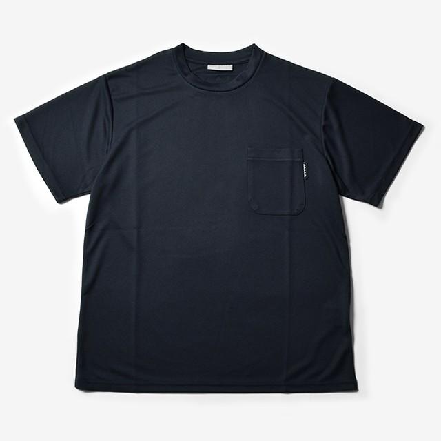 MMA Solid Pocket Tee (Black)