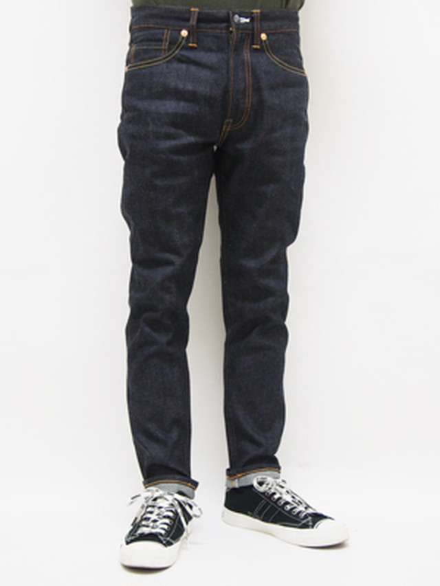 SEVESKIG (セヴシグ) RIGID SKINNY DENIM PANTS / INDIGO   PT-SV-HS-1002-1