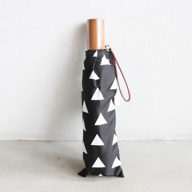 《chocolatesoup》GEOMETRY FOLDING UMBRELLA / TRIANGLE
