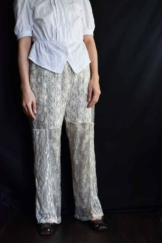 RehersalL Relux lace pants
