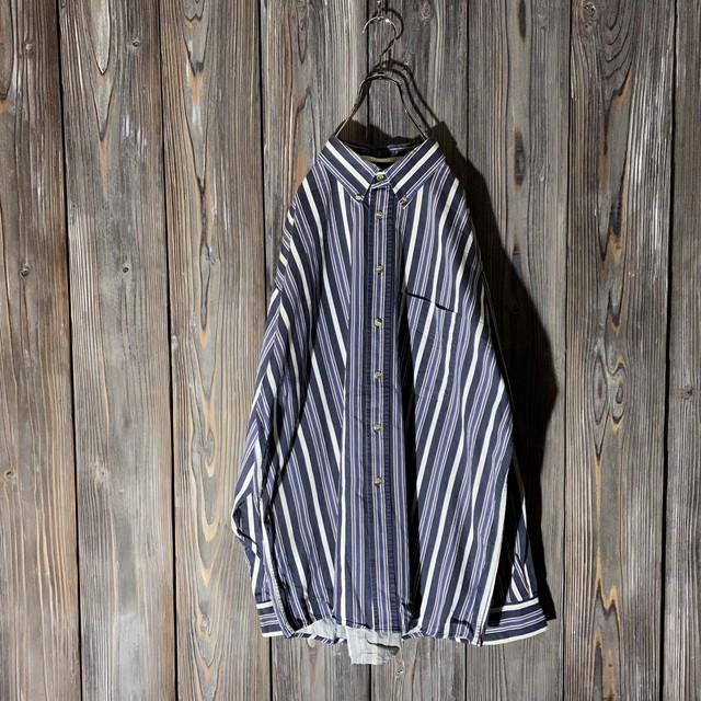 [used]fresh stripe shirt