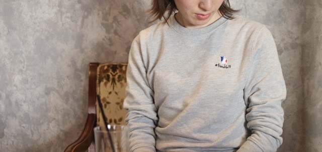 frenchie18 simple sweat