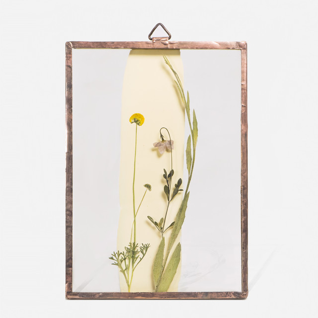 Botanical Frame S029 - Copper