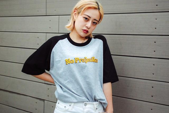 【UNISEX】Smile in back T-shirt