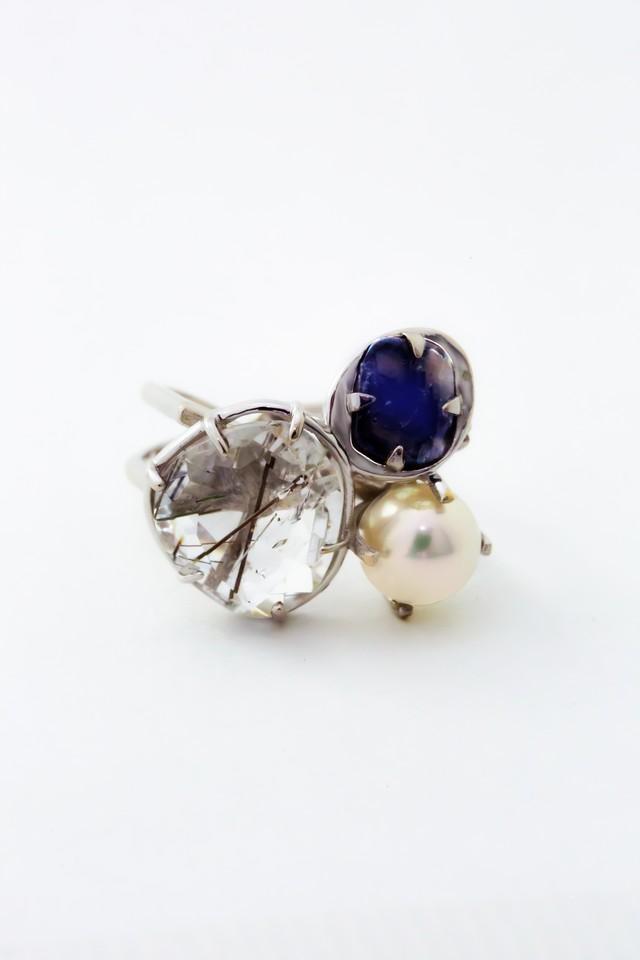 Original stone ring 007