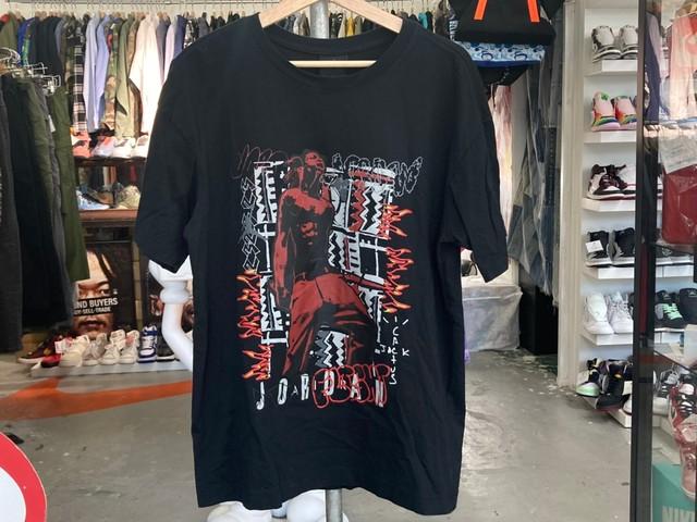 NIKE × TRAVIS SCOTT JORDAN SRT S/S TEE BLACK MEDIUM CK4030-010 40KF6721