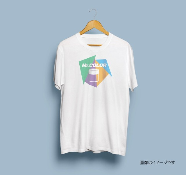 Mr.HOBBY Tシャツ [ Mr.COLOR ]