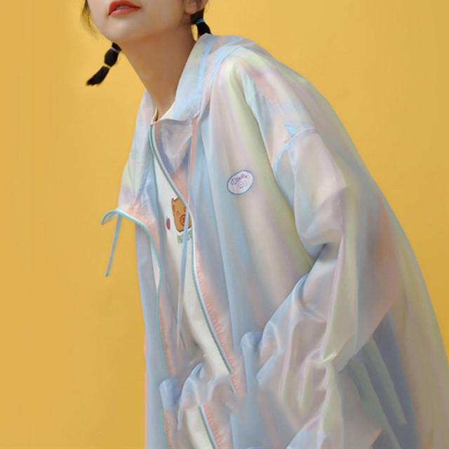 【茶味少女シリーズ】★ジャケット★ アウター 薄い ファション スウィート シンプル 美品 S M L XL カジュアル